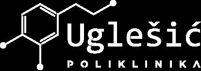 Poliklinika Uglešić logo